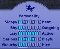 craig personality