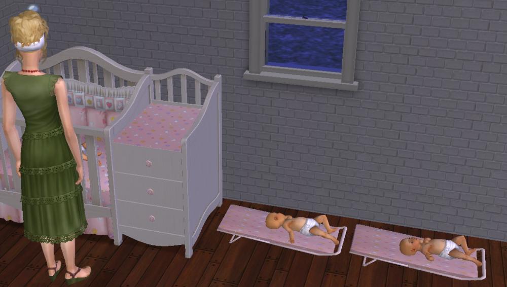 poor babies