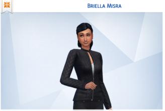 Briella Misra