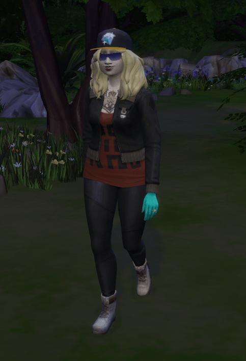Vampire Megs