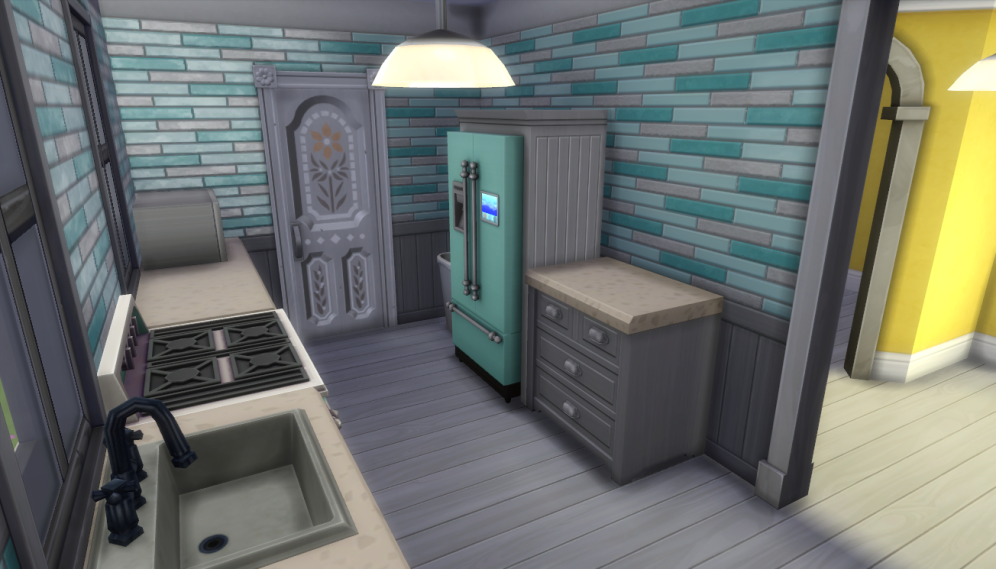 New Bloo Kitchen