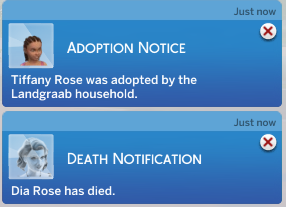 death and adopt